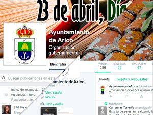 Gestionamos la comunicación digital del Ayuntamiento de Villa de Arico