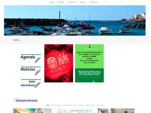 Web Ayuntamiento de Villa de Arico